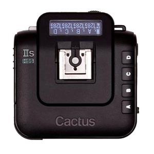 ワイヤレスフラッシュトランシーバー CactusV6 llS