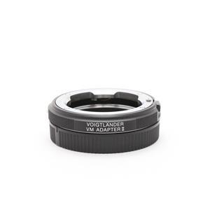Voigtlander (フォクトレンダー) マウントアダプター ライカMレンズ/ソニーEボディ用 (VM E-mount Adapter II) メイン