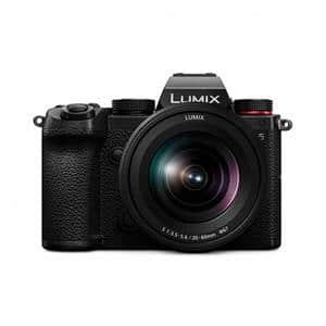 Panasonic (パナソニック) LUMIX DC-S5K 標準ズームレンズキット ブラック メイン