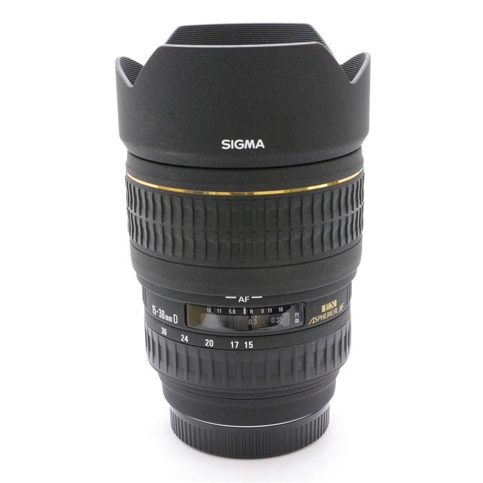 15-30mm F3.5-4.5 EX DG ASPHRICAL(ソニーα用)
