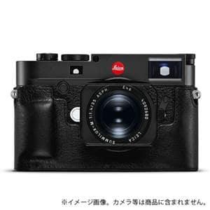 Leica (ライカ) M10用 レザープロテクター ブラック メイン