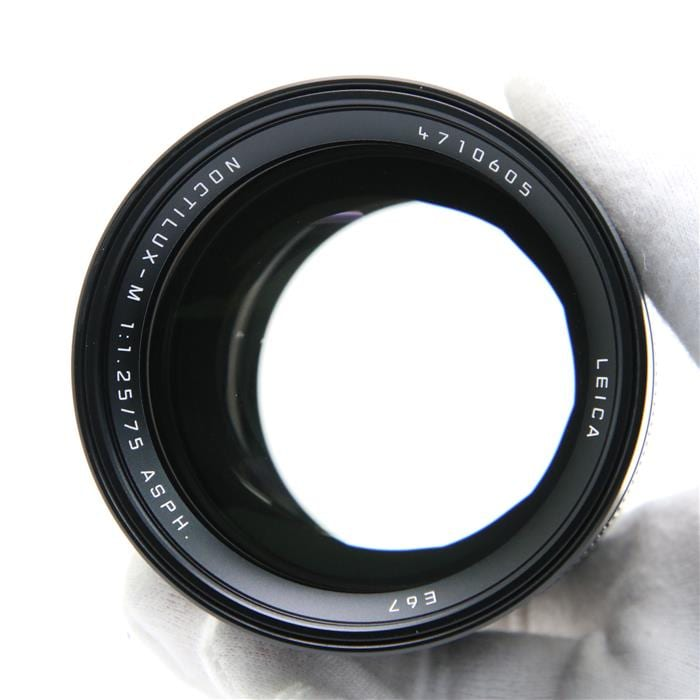 ノクティルックス M75mm F1.25 ASPH.