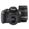 Canon (キヤノン) EOS Kiss X50ダブルズームキット ブラック