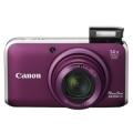 Canon (キヤノン) PowerShot SX210 IS パープル