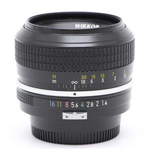 New Nikkor 50mm F1.4