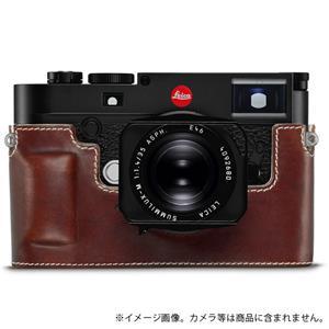 Leica (ライカ) M10用 レザープロテクター ヴィンテージブラウン メイン