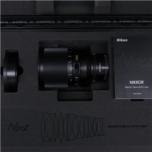 Nikon (ニコン) NIKKOR Z 58mm F0.95 S Noct メイン