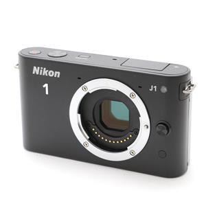 Nikon 1 J1 ボディ ブラック