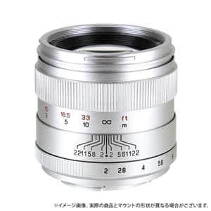 CREATOR 85mm F2 (ニコン用) シルバー