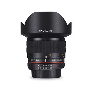 14mm F2.8 Aspherical IF(CPU内蔵ニコン用)