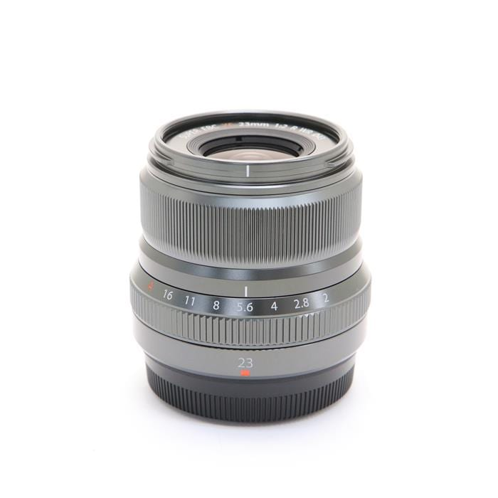 フジノン XF23mm F2 R WR Graphite Edition