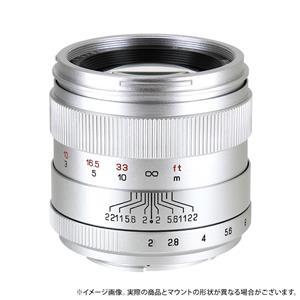 CREATOR 85mm F2 (ペンタックス用) シルバー