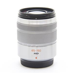 LUMIX G VARIO 45-150mm F4.0-5.6 ASPH. MEGA O.I.S. シルバー