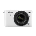 Nikon (ニコン) Nikon 1 J3 標準ズームレンズキット ホワイト