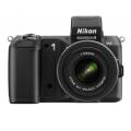Nikon (ニコン) Nikon 1 V2 標準ズームレンズキット ブラック