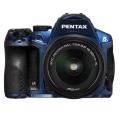 PENTAX (ペンタックス) K-30 レンズキット クリスタルブルー