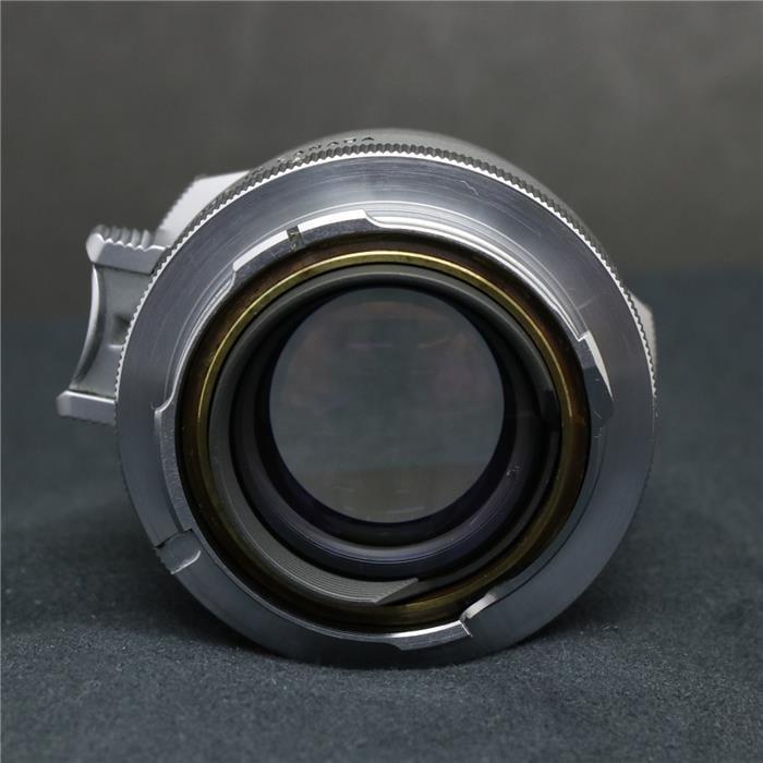 ズミルックス M35mm F1.4 1st シルバー  *フィルター径E41
