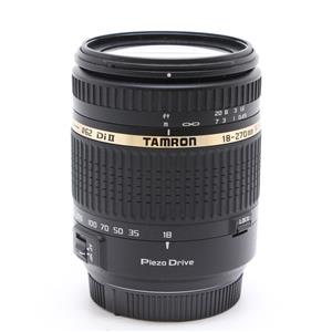 18-270mm F3.5-6.3 DiII PZD(ソニー用)