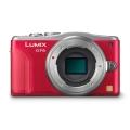 Panasonic (パナソニック) LUMIX DMC-GF6 ボディ レッド