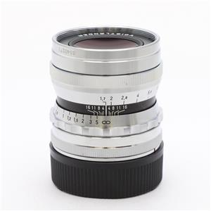 ULTRON 35mm F1.7 Vintage Line Aspherical VM(ライカM用) シルバー