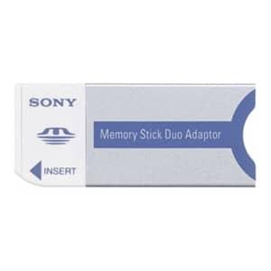 メモリースティックDuo用アダプター MSAC-M2