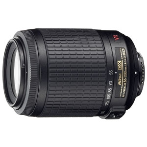 AF-S DX VR Zoom-Nikkor 55-200mm F4-5.6G IF-ED