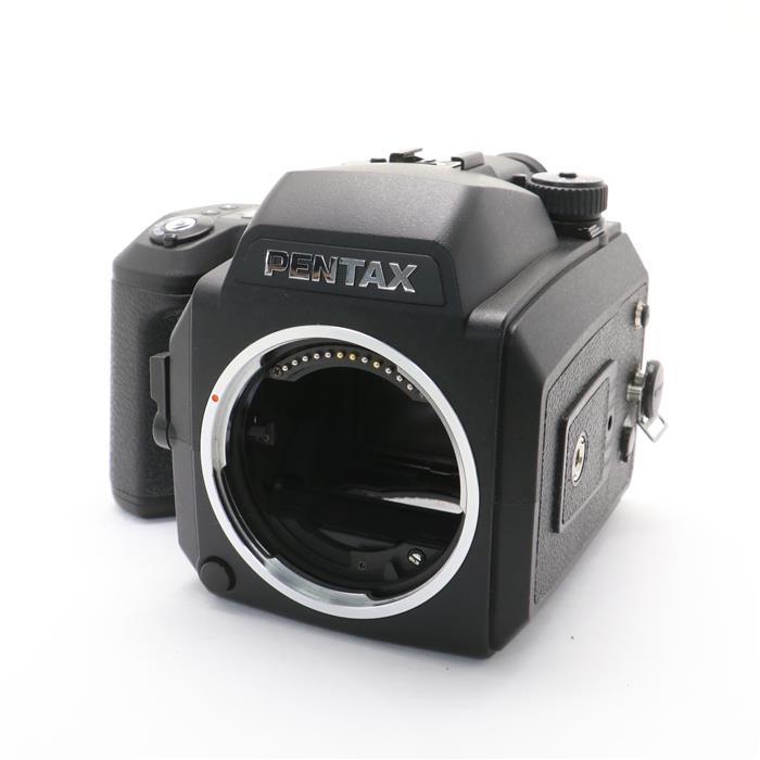 645NII + 220フィルムバック