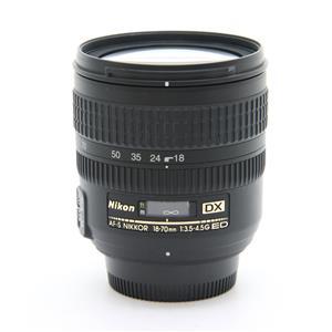 AF-S DX 18-70mm F3.5-4.5G(IF)