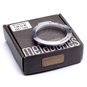M/L変換リング ライカLレンズ/ライカMボディ用 35/135mm 半欠きタイプ