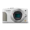 Panasonic (パナソニック) LUMIX DMC-GF6 ボディ ホワイト