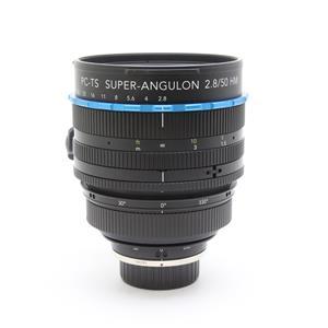スーパーアンギュロン PC-TS 50mm F2.8 (ニコン用)
