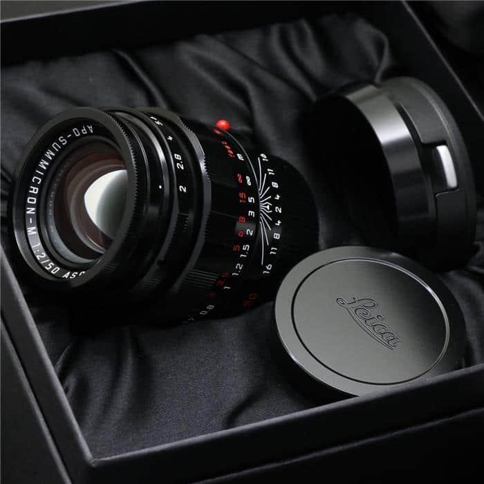 アポズミクロン M50mm F2.0 ASPH. LHSA