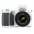 Nikon (ニコン) Nikon 1 V2 標準ズームレンズキット ホワイト
