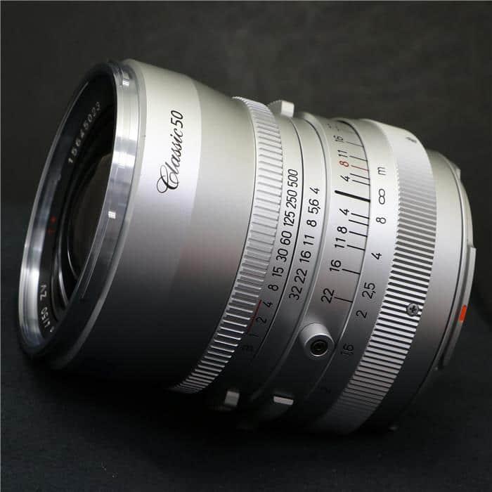 Distagon T*50mm F4ZV Classic(ハッセルブラッド用)