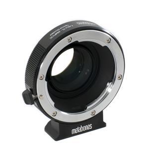 マウントアダプター ライカRレンズ/Blackmagic Pocket Cinema Camera用 SPEED BOOSTER