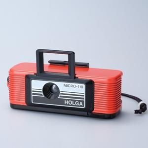 HOLGA micro 110レッド(フィルム無)