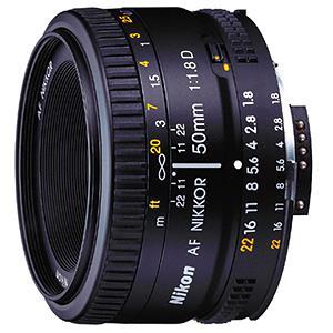 Nikon (ニコン) Ai AF NIKKOR 50mm F1.8D メイン
