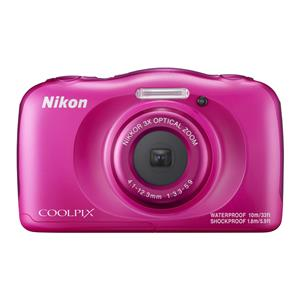 Nikon (ニコン) COOLPIX W100 ピンク メイン