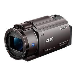 デジタル4Kビデオカメラレコーダー FDR-AX40 ブラウン