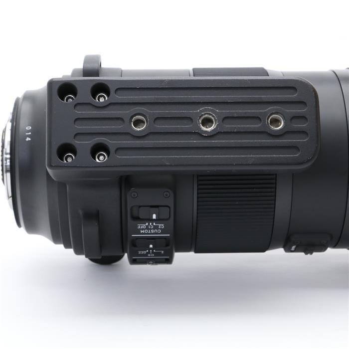 Sports 150-600mm F5-6.3 DG OS HSM(キヤノン用)