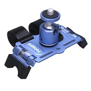 FOTOPROアクションマウント AM-802-BL ブルー