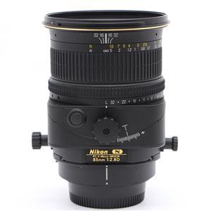 PC-E Micro NIKKOR 85mm F2.8D