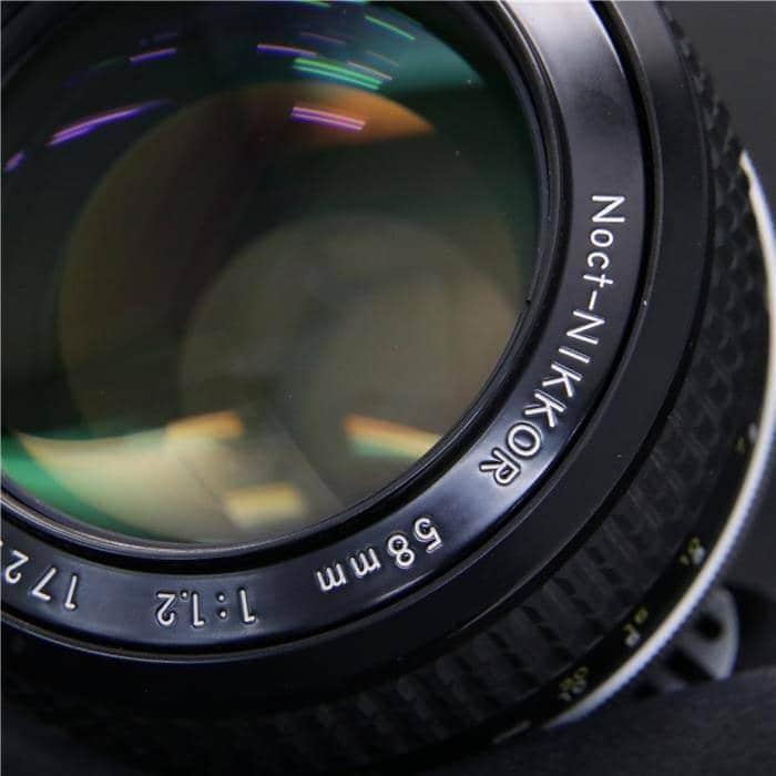 Ai Nikkor 58mm F1.2 Noct