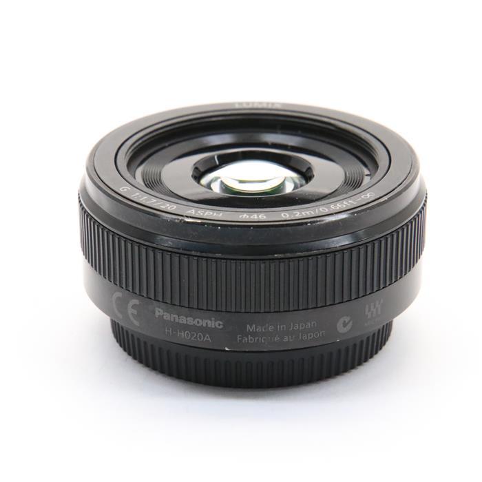 LUMIX G 20mm F1.7 II ASPH.