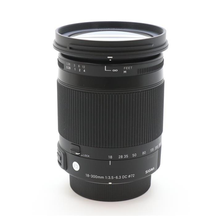 Contemporary 18-300mm F3.5-6.3 DC MACRO HSM(ペンタックス用)