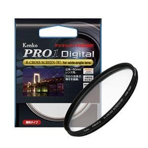 Kenko (ケンコー) PRO1D R-クロススクリーン ~for wide-angle lens~ 72mm メイン