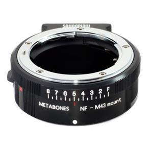 マウントアダプター ニコンF(G)レンズ/マイクロフォーサーズボディ用