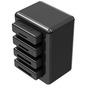 Professional ワークフロー HR1(4ポートハブ付 USB 3.0 リーダー) LRWHR1RBJP