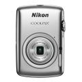 Nikon (ニコン) COOLPIX S01 ミラーシルバー