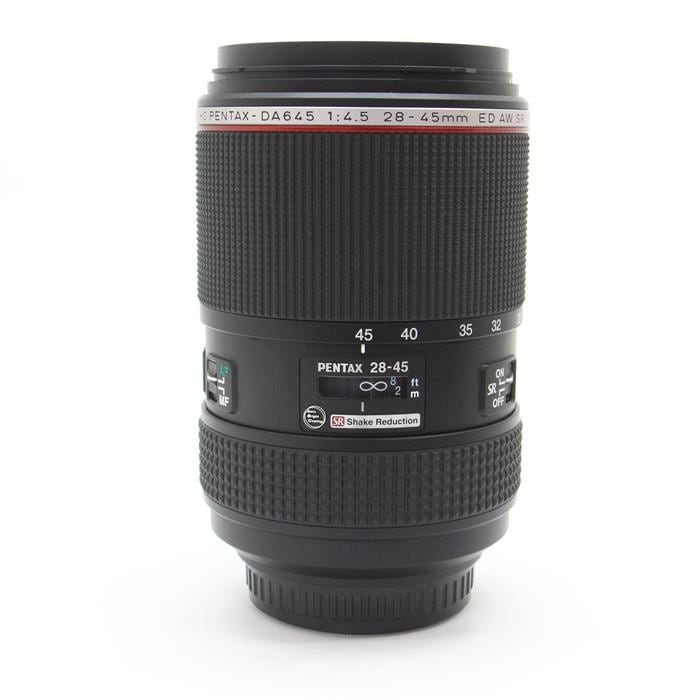 HD DA645 28-45mm F4.5ED AW SR